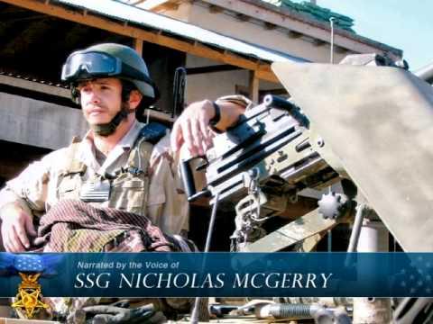Staff Sgt. Nicholas McGerry