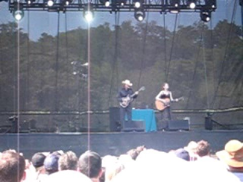 Gillian Welch at ACL 2008