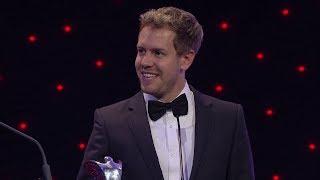 Sebastian Vettel - International Racing Driver of the Year - AUTOSPORT Awards 2013