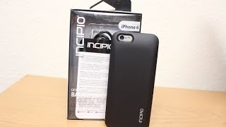 Incipio OffGrid Express Battery Case For the iPhone 6 Unboxing and Review!