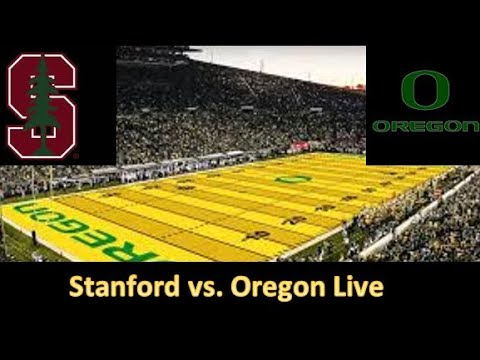 #7 Stanford vs. #20 Oregon Live Play-by-Play, Reactions | 9/22/2018