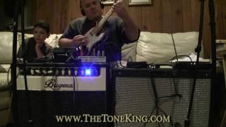 Bugera V55 vs. Fender Hot Rod Deluxe - Shoot-Out, TTK Style!!