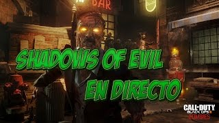 Cod Zombies: Conociendo Shadows Of Evil en Directo