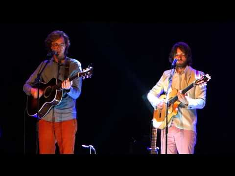 Kings Of Convenience - Failure (Live @ L'Alhambra)