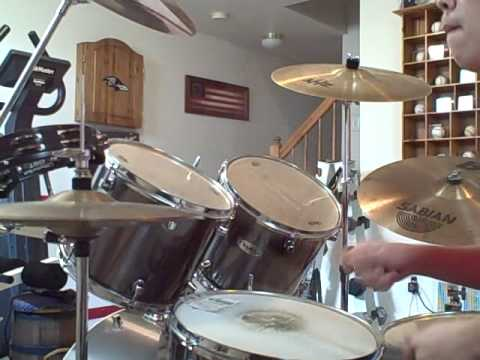The Beatles Birthday Drum Cover
