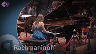 رحمانينوف: كونشرتو البيانو رقم 3 - آنا فيدوروفا - الحفل على الهواء مباشرة HD