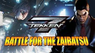 BATTLE FOR THE ZAIBATSU - Week Of! Noctis: TEKKEN 7