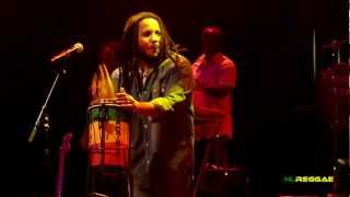 "STEPHEN MARLEY ""Selassie Is The Chapel"" Paradiso, Amsterdam 2012"