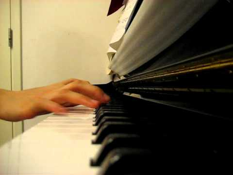 Grade 8 Piano Alligator Crawl (a day before exam)