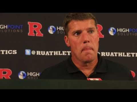 Rutgers Chris Ash gives QB update