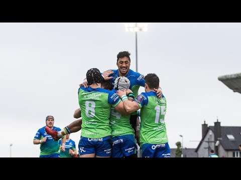 HIGHLIGHTS | Connacht 50-14 Oyonnax
