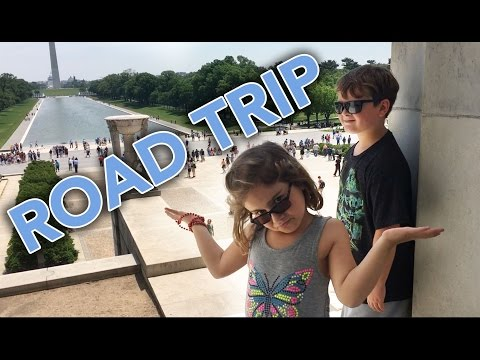 DAY 3 in Washington DC (Family Road Trip)