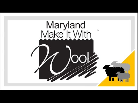 Maryland Make It With Wool 2020 Fashion Show