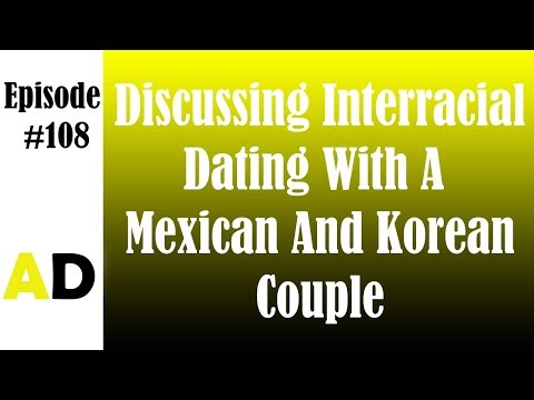 white woman dating a mexican man