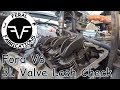 Valve Lash Check On A Ford Essex V6 Capri