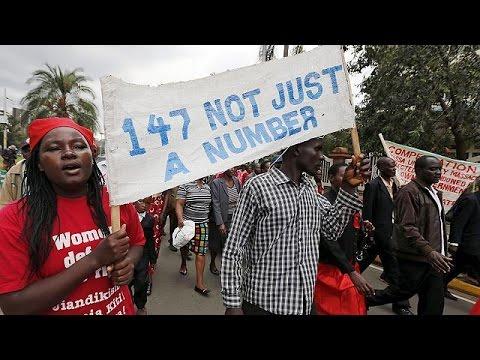 Kenya : 1er anniversaire du massacre de l'université de Garissa
