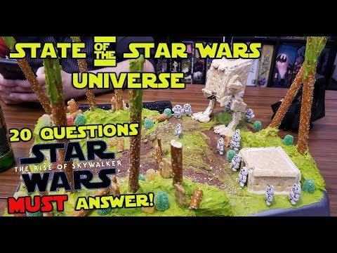 20 Questions Rise of Skywalker MUST Answer!