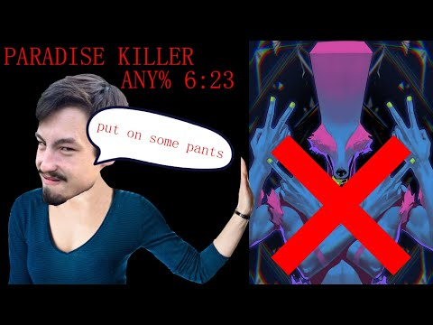 Paradise Killer - Shinji gets CANCELLED!?!? |