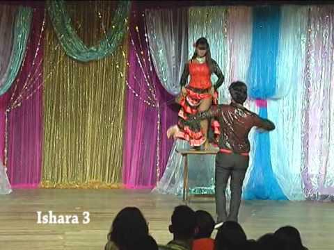 Jumma Chumma De De ((Jhankar))) Ishara Dance troupe Guyana