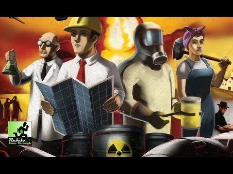 The Manhattan Project + Second Stage Gameplay Runthrough