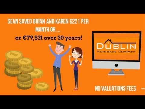 Dublin Mortgage Company - remortgaging your house