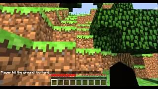 minecraft jugando con mi hermano parte 1