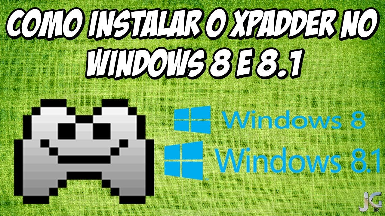 xpadder windows 8 gratuit