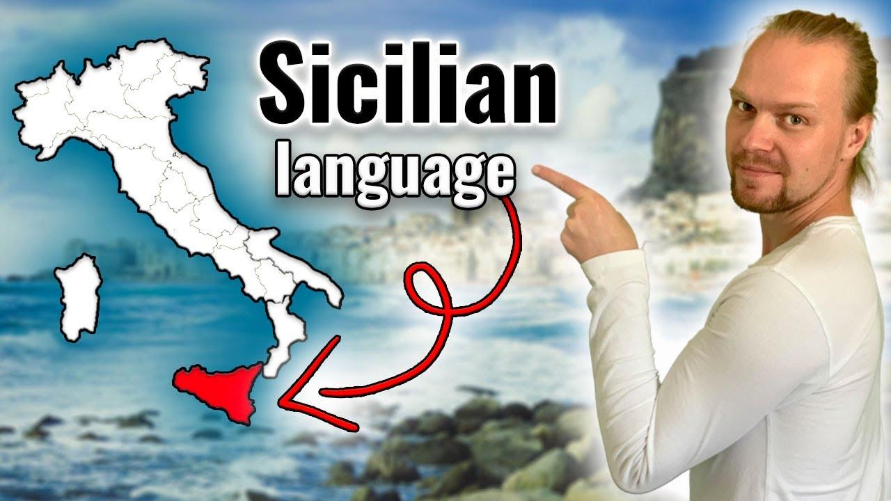 Download Sicilian Language vs Italian vs Spanish vs Portuguese | Can they understand it?