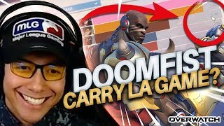 DOOMFIST CARRY LA GAME ?