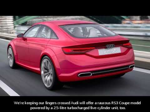 2019 Audi A3 Coupe Price Specs And Release Date Youtube
