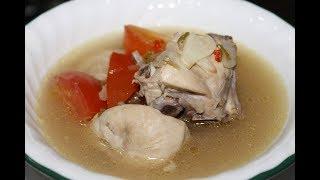 Resipi Sup Ayam Ala Thai Ringkas da...