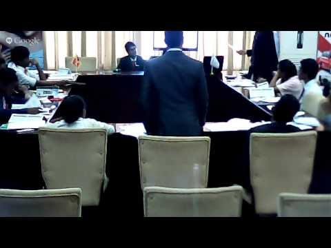 Security Council Day 2 - SLMUN 2015