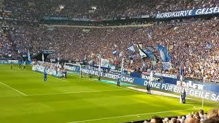 Schalke - Frankfurt (Vizemeister Verabschiedung)[12.05.18]