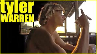 "TYLER ""PICKLE"" WARREN from ROOTS SURF MOVIE surfing EL SALVADOR on LONGBOARDS and BONZERS"