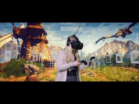 VR - Virtual Reality Abenteuer im Team erleben | Multiplayer HTC Vive VR-Arcade