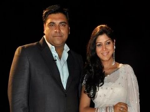 ram kapoor and priya meet in dubai