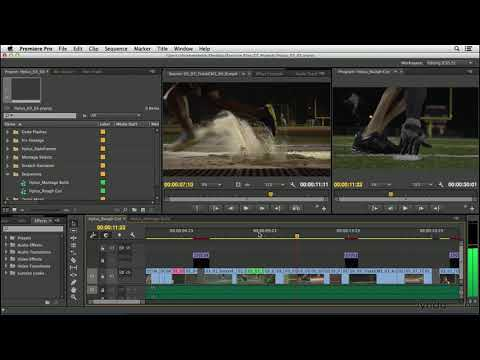Premiere Pro tutorial: Exploring montage editing options   lynda.com