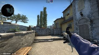 CS:GO How To Test Any Knife Using Console (works with bots)