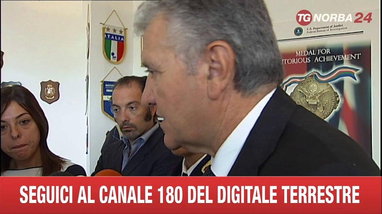 BARI QUESTURA ARRESTI E SEQUESTRO ARMI AL CLAN TELEGRAFO ...