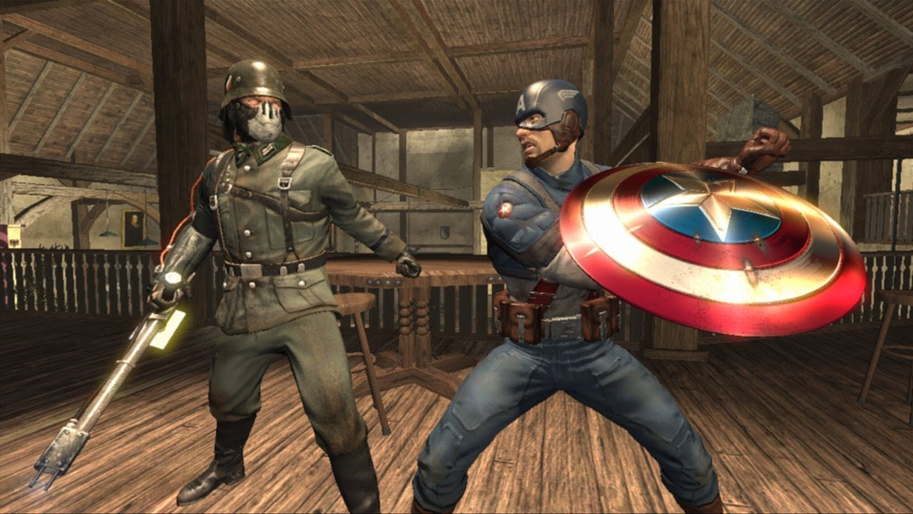 Captain America: Super Soldier - Guide and Walkthrough ...