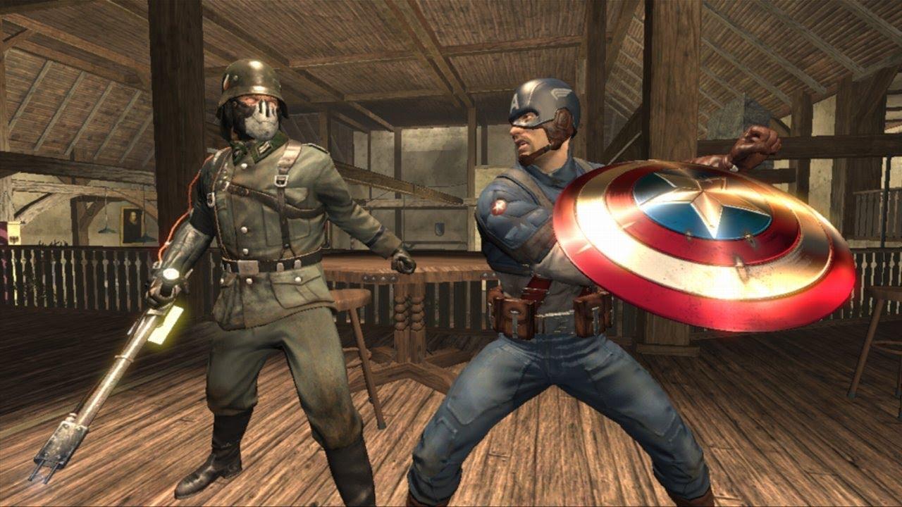 Image result for captain america super soldier game