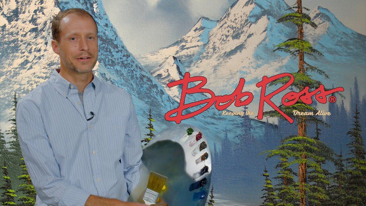 Keeping The Bob Ross Dream Alive   Springtime Thaw - Featuring Nic Hankins