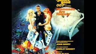 James Bond - Diamonds are Forever soundtrack FULL ABUM