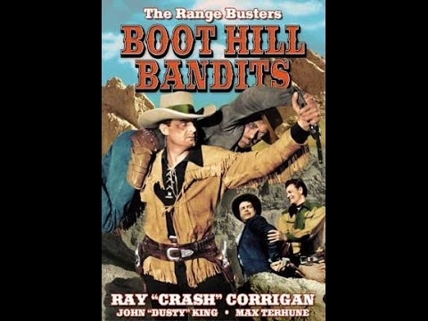 [Western] Boot Hill Bandits (1942) Ray Corrigan, John 'Dusty' King, Max Terhune