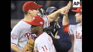 A. J. Burnett will be opposed by fellow Razorback Cliff Lee of the Phillies Monday night as the Yank