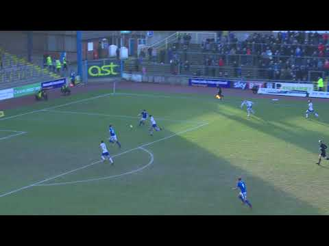 Carlisle United 2 - 0 Chesterfield - match highlights