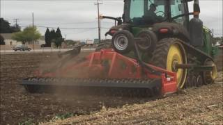 Magnum: Power Harrow with Transportation Kit