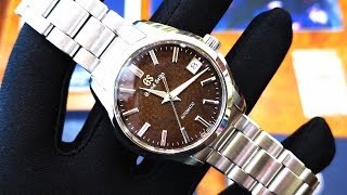 [Review Đồng Hồ] Grand Seiko Heritage Limited Edition SBGR311G | ICS Authentic
