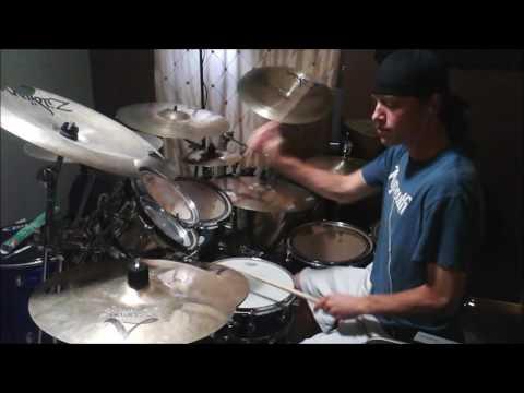 MESHUGGAH - Neurotica (Drum Cover)