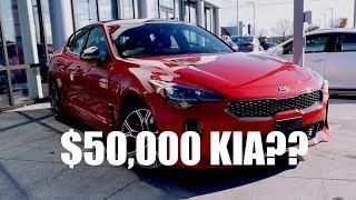 $50,000... Kia? Should You Buy the New Kia Stinger GT2?: Vas Reviews Ep. 8